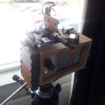 Arduino servo's camera